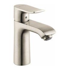 Hansgrohe 31080 Metris One Hole Bathroom Faucet