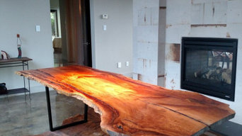 GR Live Edge Dining Table