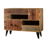 Pearl Large Reclaimed Wood Sideboard