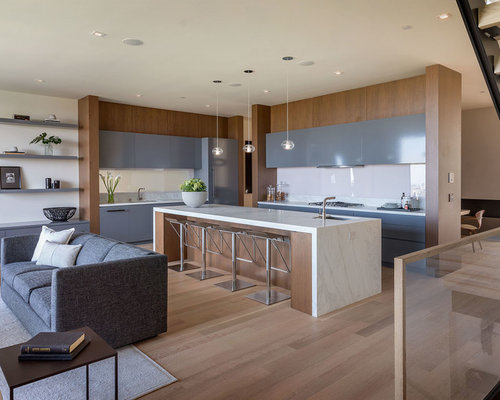 inspiration for a modern home design remodel in san francisco - Home Designs Ideas