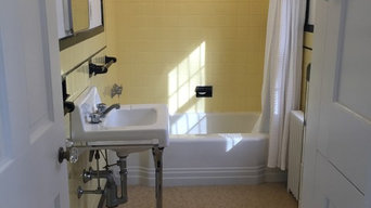 BEFORE: 1941 Portland Maine Bathroom