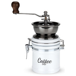 Contemporary Coffee Grinders by True Brands
