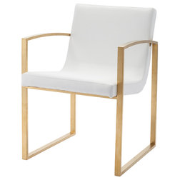 Contemporary Dining Chairs by Nuevo