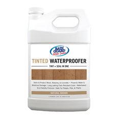 Tinted Waterproofer, 1 Gallon, Natural Brown