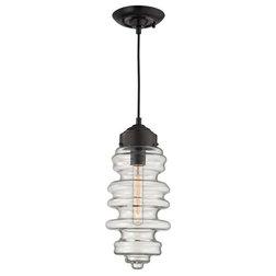 Industrial Pendant Lighting by PLFixtures