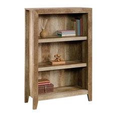Pemberly Row 3 Shelf Bookcase In Craftsman Oak
