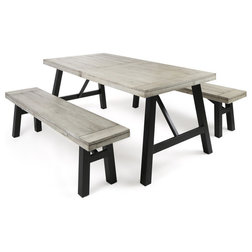 Industrial Dining Sets by GDFStudio