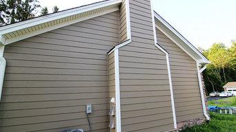 Shingle Roofing, Siding & Seamless Gutters Installation in Newark DE 19711