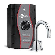 InSinkErator H-HOT100 Invite Instant Hot Water Dispenser, Chrome