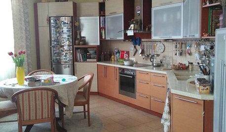 До и после: Квартира в Новосибирске, где сохранили прежнюю мебель