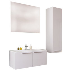 Modern Bathroom Vanities And Sink Consoles by Mare Collection