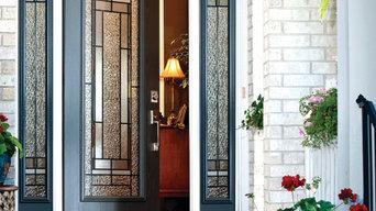 Decorative Door Glass - Pembrook