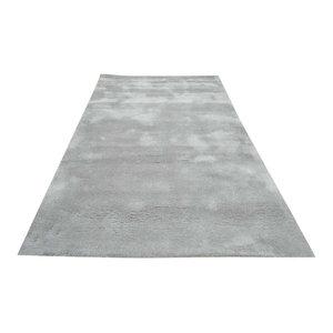 Aran Rug, Feather Grey, 120x180 cm