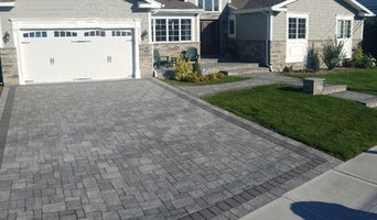 Paver House Entry Way