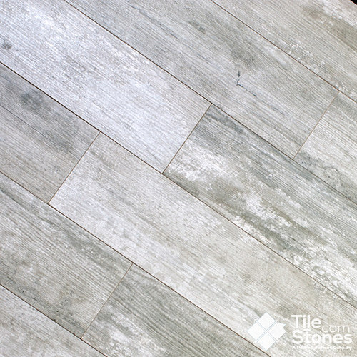 Crate Series - Weathered Board Wood Plank Porcelain Tile - Products - Wood Plank Porcelain Tile