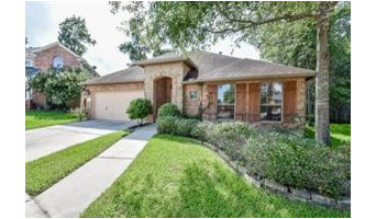 One story with large backyard SOLD in Spring, TX 77386