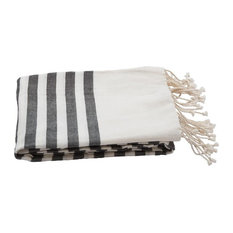 Set of 2 Hella Cotton Hammam Throws, 100x185 cm