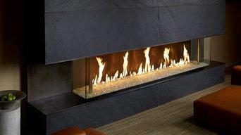 DaVinci Linear Modular Fireplaces