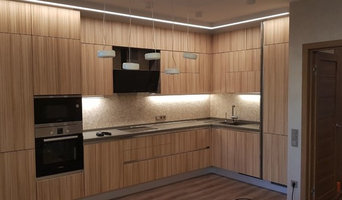 Кухня в ЖК Золотые Купола