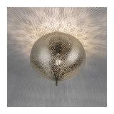 Oriental Ceiling Lamp Steel - Sinbad