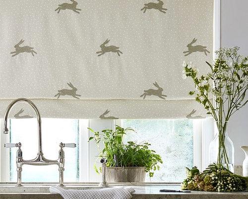 Potting Room fabrics by Sanderson - Window Blinds