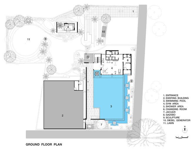 Contemporary by Abin Design Studio