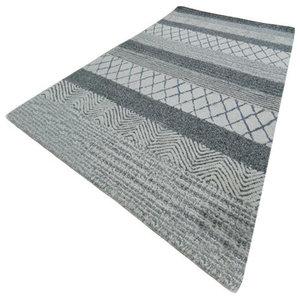 Sorrento Rug, Slate Grey, 120x180 cm