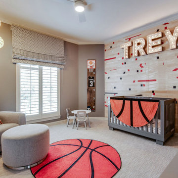 Professional Ball Player's Home
