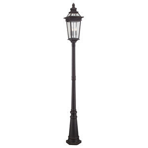 Savoy House Europe Sunland Outdoor Outdoor Post Light, Large