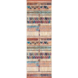 Southwestern Hall And Stair Runners by nuLOOM