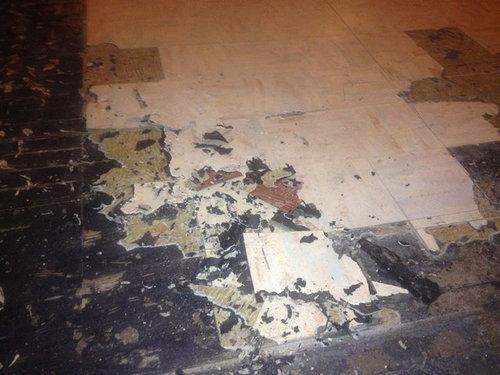 Asbestos In Floor Tiles