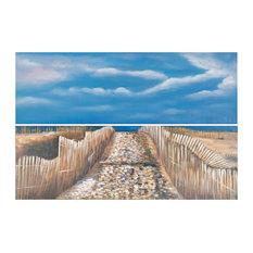 "Safavieh ""Sea and Sand"" Diptych Wall Art, 2-Piece"