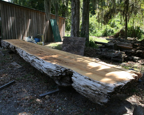 Reclaimed virgin growth cypress - Products