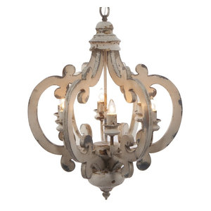 Crown 6-Light Chandelier