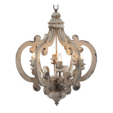 Second hand store chandeliers houzz bay elizabeth crown shaped 6 bulb chandelier chandeliers aloadofball Choice Image