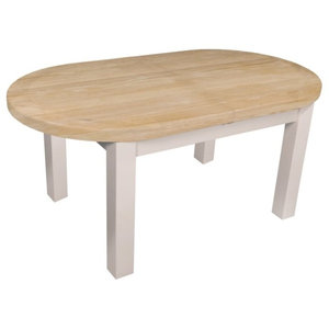 Sunhill Heavy Oval Dining Extension Table