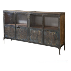Stein World - Irene 4-Door Console - Console Tables