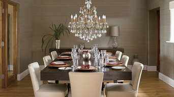 Crystorama Lighting: 10 Light Chandelier: Filmore Collection