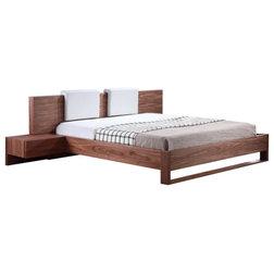 Luxury Contemporary Platform Beds by Casabianca Home