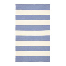 Jaipur Living Remora Stripes Blue Rug, 5'x8'
