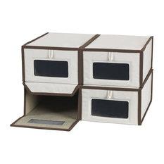 Small Vision Shoe Box- Set of 4