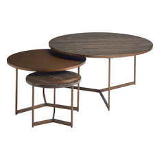 Cagney Bunching Tables - Onyx