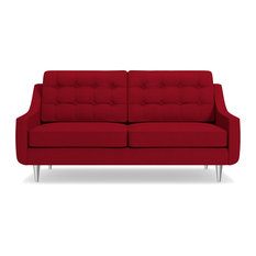Red Sofas Amp Couches Houzz