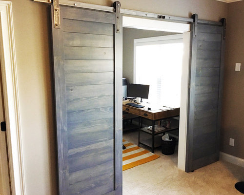Atlanta Custom Interior Sliding Barn Doors
