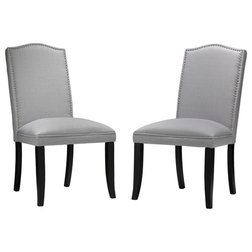 Transitional Dining Chairs by Cortesi Home