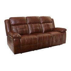 Conan Dual Power Recliner Sofa