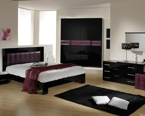 Made in Italy Leather Design Bedroom Furniture   Beds. Master Bedroom Sets  Luxury Modern and Italian Collection