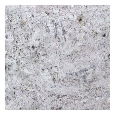 Various Sized Salinas White Countertop Granite Slab, 3 cm.