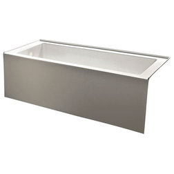 Contemporary Bathtubs by Kingston Brass