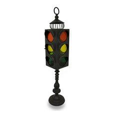 Shop Front Door Candle Lantern on Houzz